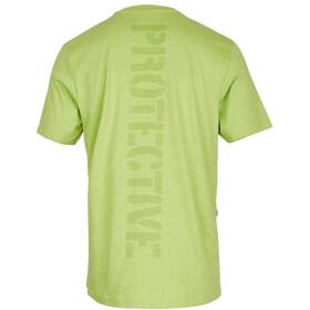 Protective Spirit Bear T-shirt Herrer, green